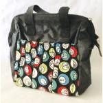 Bingo Bags 6 pockets Blue